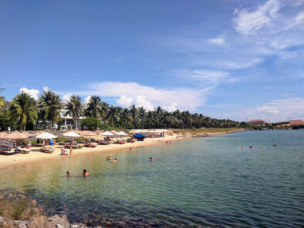 Лучшие пляжи Начянга 6