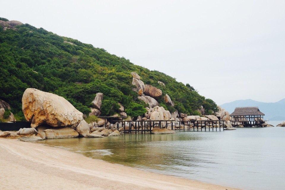 Лучшие пляжи Начянга 10