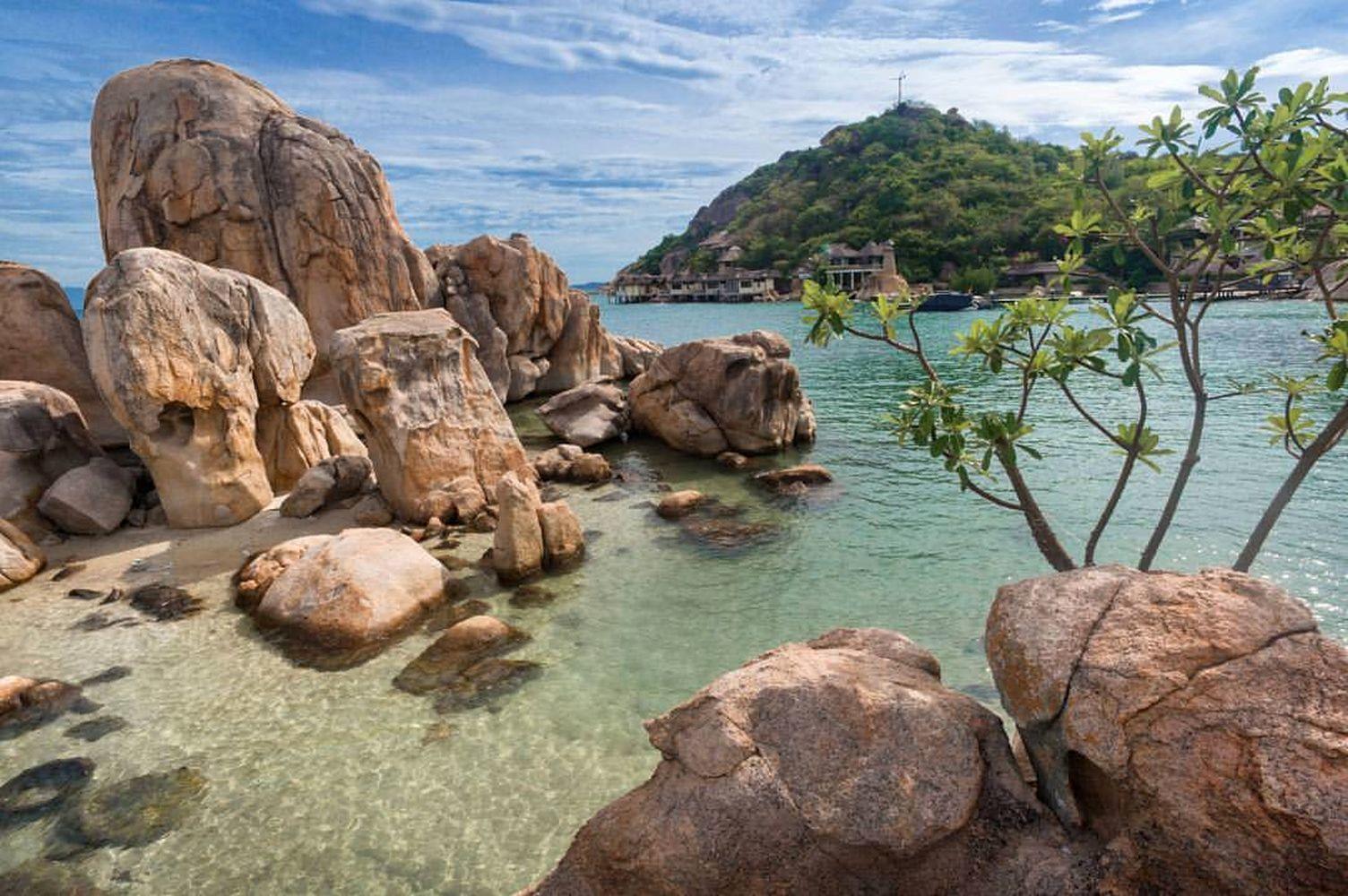 Лучшие пляжи Начянга 11