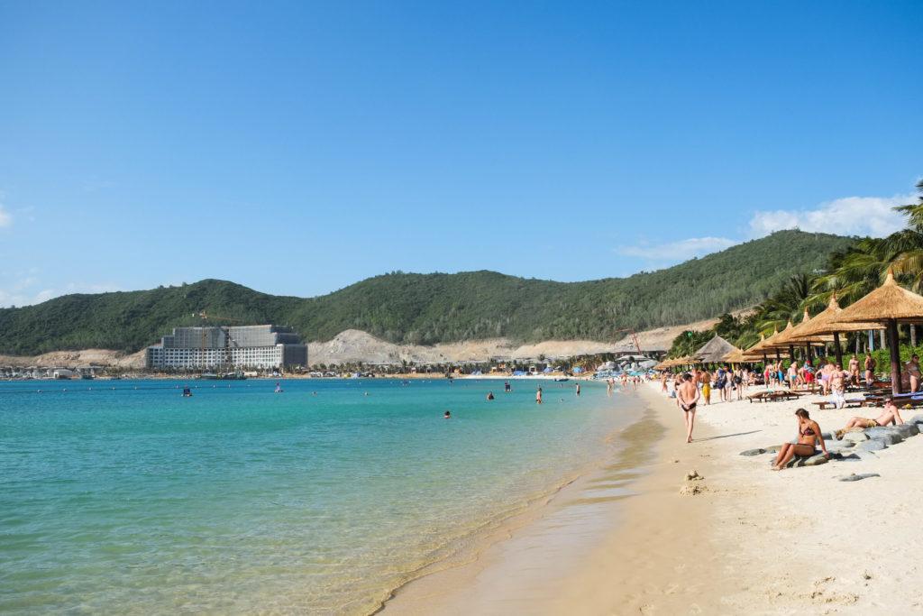 Лучшие пляжи Начянга 23