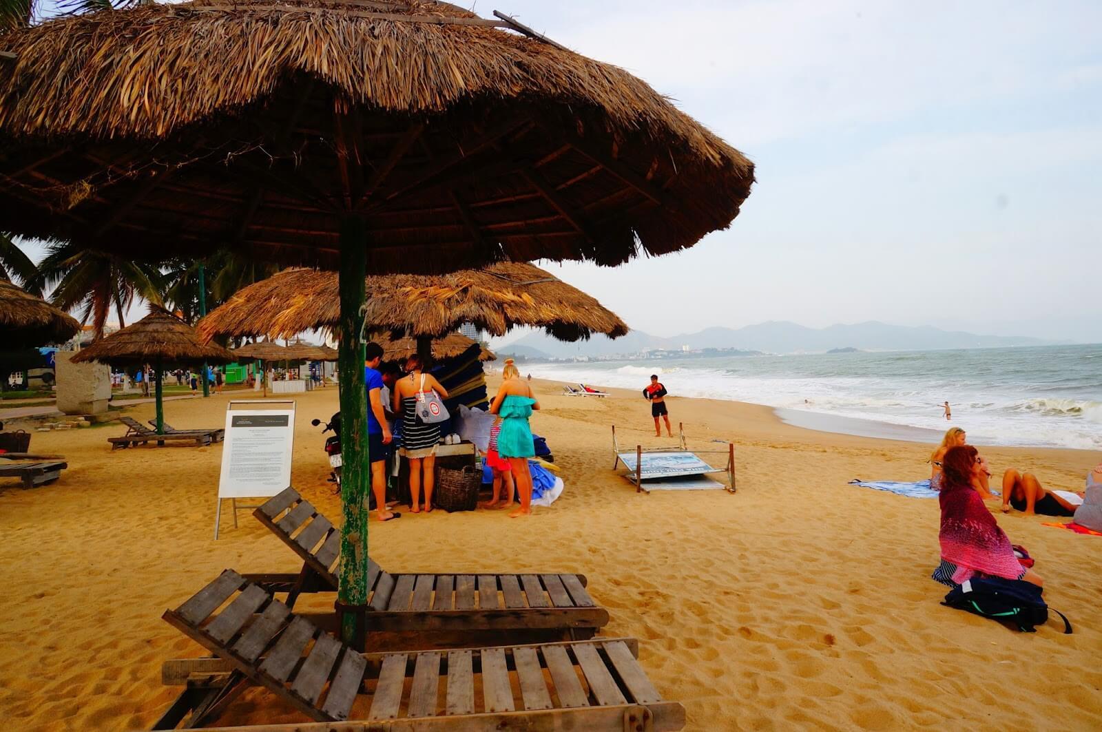 Лучшие пляжи Начянга 1