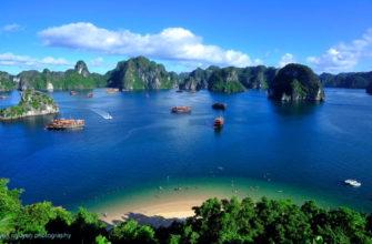 Пляжи Вьетнама 2019 127