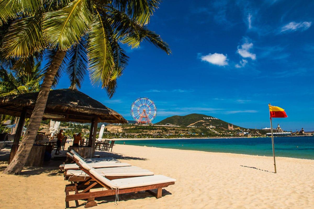 Лучшие пляжи Начянга 2