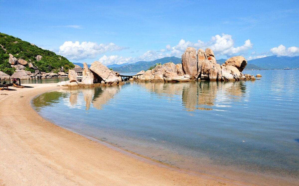Лучшие пляжи Начянга 8