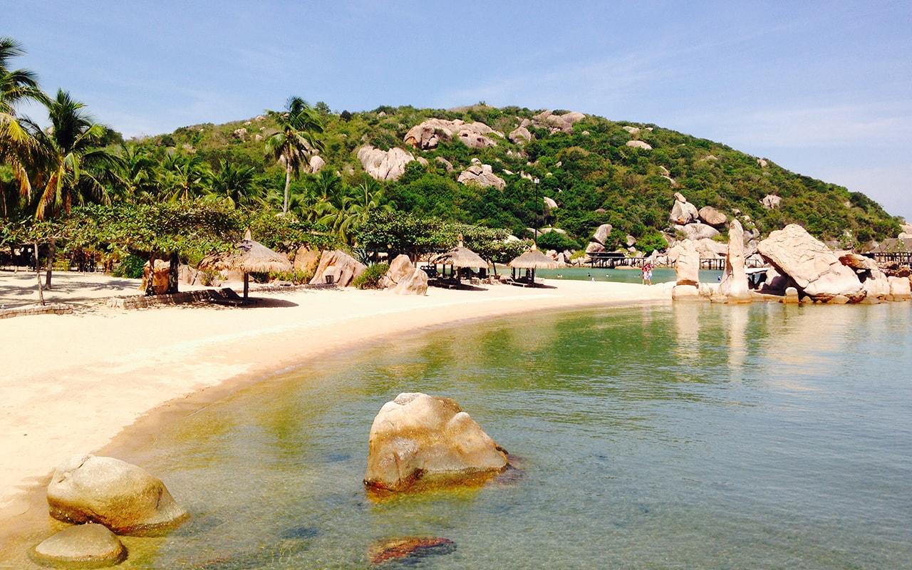 Лучшие пляжи Начянга 9