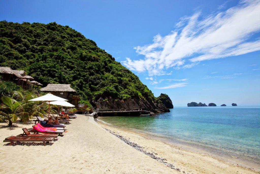 Остров Кат Ба