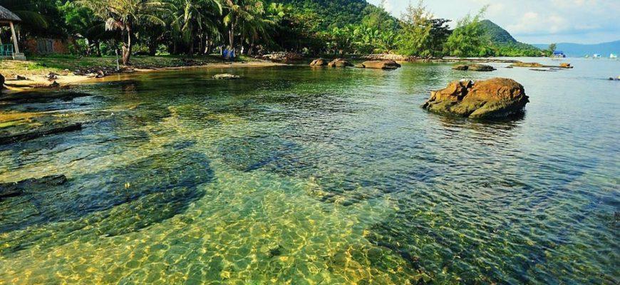 Фукуок -остров Вьетнама