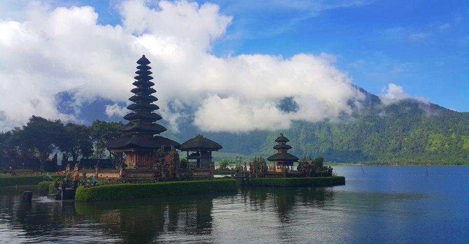 Остров бога в Бали