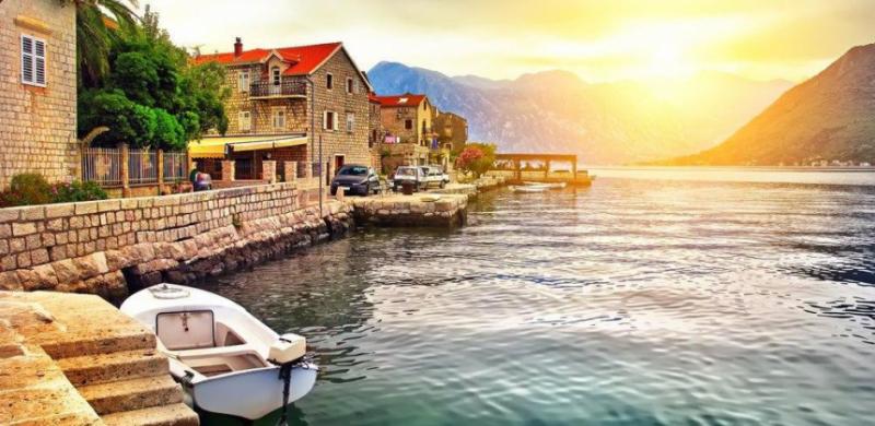 Черногория открылась для российских туристов 1